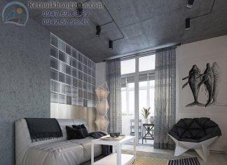 thiết kế căn hộ diện tích nhỏ