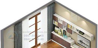 Thiết kế căn hộ chung cư 82m2