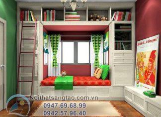 Thiết kế phòng ngủ nhỏ đẹp