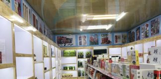 Thiết kế và thi công cửa hàng tạp hóa