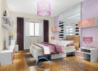 Thiết kế phòng ngủ cho người mệnh Hỏa