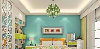 Thiết kế phòng ngủ đơn giản