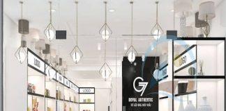 Thiết kế shop hàng nhập khẩu - thiết kế cửa hàng đồ nhập khẩu