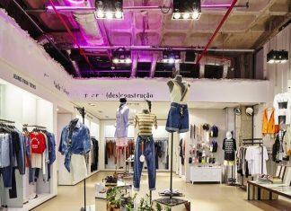 Thiết kế shop thời trang nữ - thiết kế shop quần áo nữ