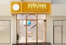 Thiết kế cửa hàng chăn ga gối đệm