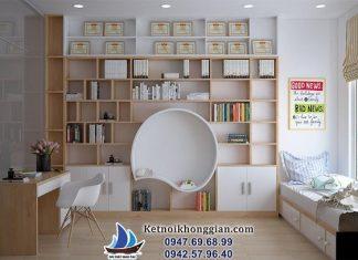 Thiết kế phòng đọc sách gia đình