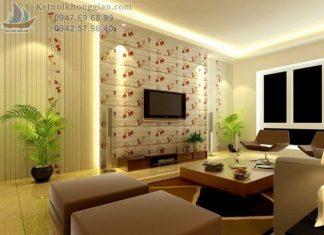 nội thất phòng khách nhỏ