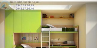 Thiết kế phòng ngủ thông minh