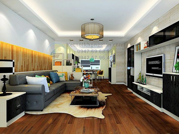 Thiết kế nội thát chung cư