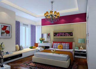 Thiết kế phòng ngủ 20m2