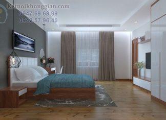 Thiết kế nội thất nhà phố 85m2