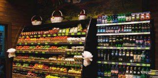 Thiết kế tạp hóa - thiết kế siêu thị mini