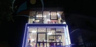 Thi công shop thời trang trẻ em - thi công shop quần áo trẻ em Chikids - Nhân Hòa
