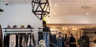 thiết kế shop thời trang nam - thiết kế shop quần áo nam