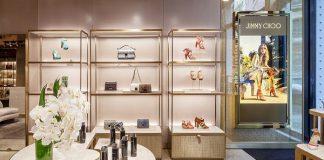 Thiết kế shop túi xách và giày dép thời trang