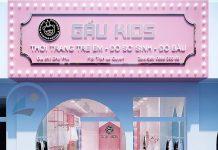 shop trẻ em